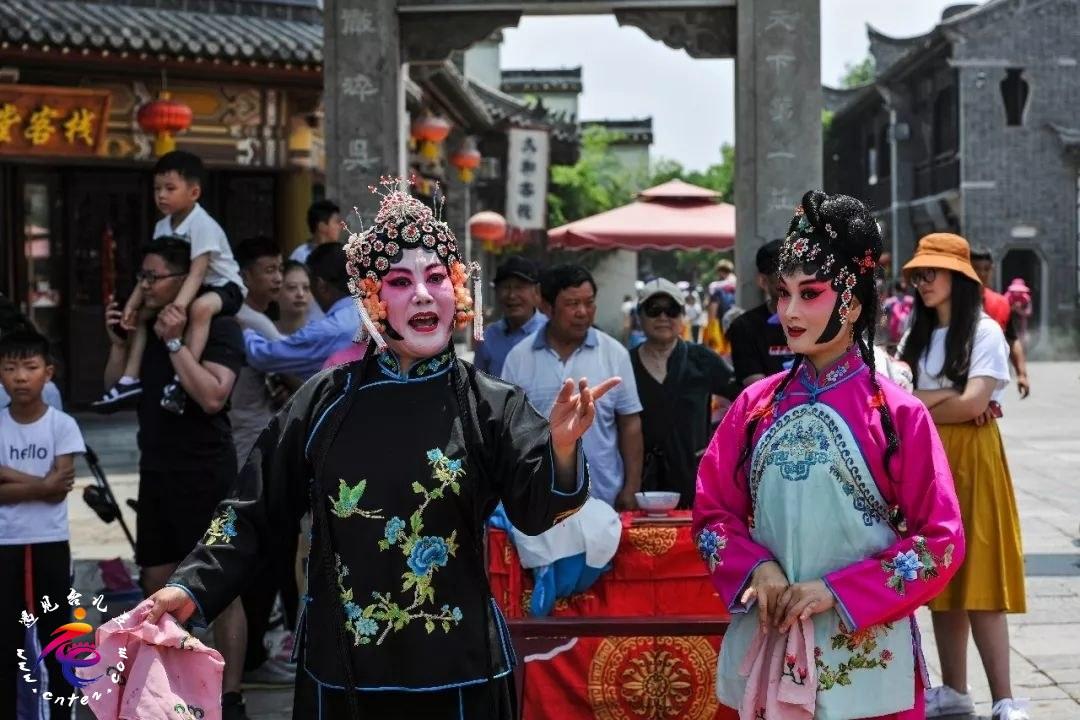 """""""文化和自然遗产日""""台儿庄古城:乐享美丽遗产 感受传统文化"""