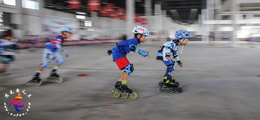 第二届中国·台儿庄古城国际轮滑节举行