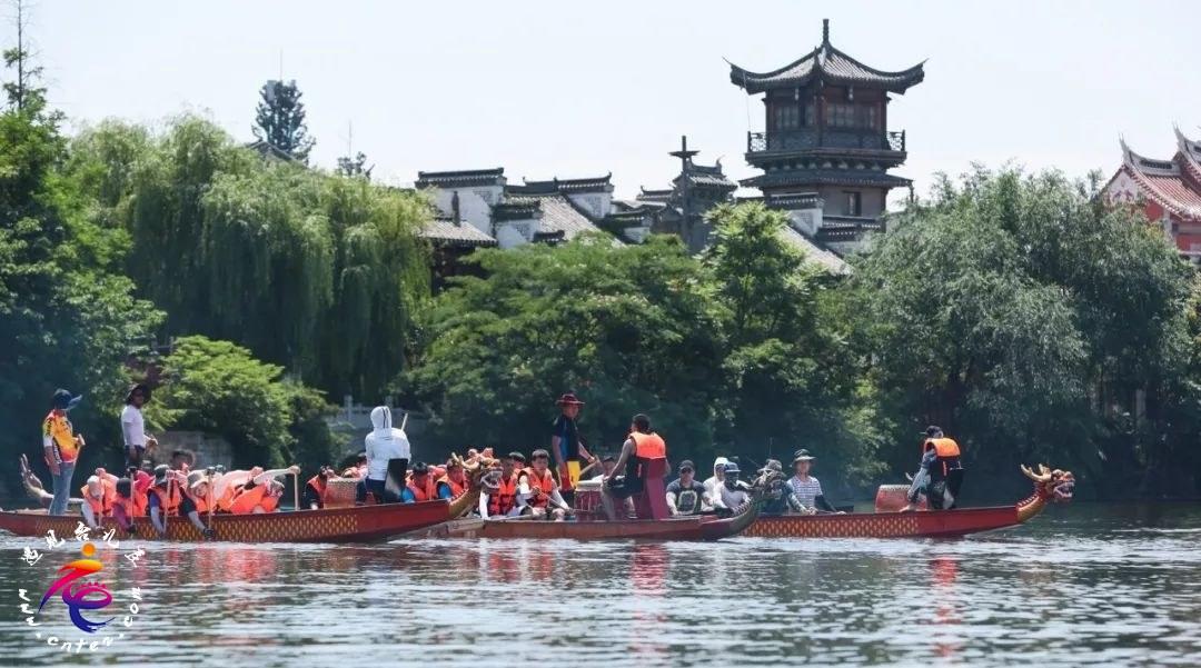 旗袍艺术节,做活古城+,促进文旅融合发展