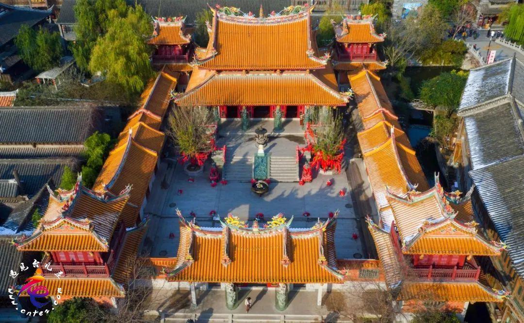 打造两岸交流示范平台,台儿庄古城参加海峡两岸文化和旅游交流大会