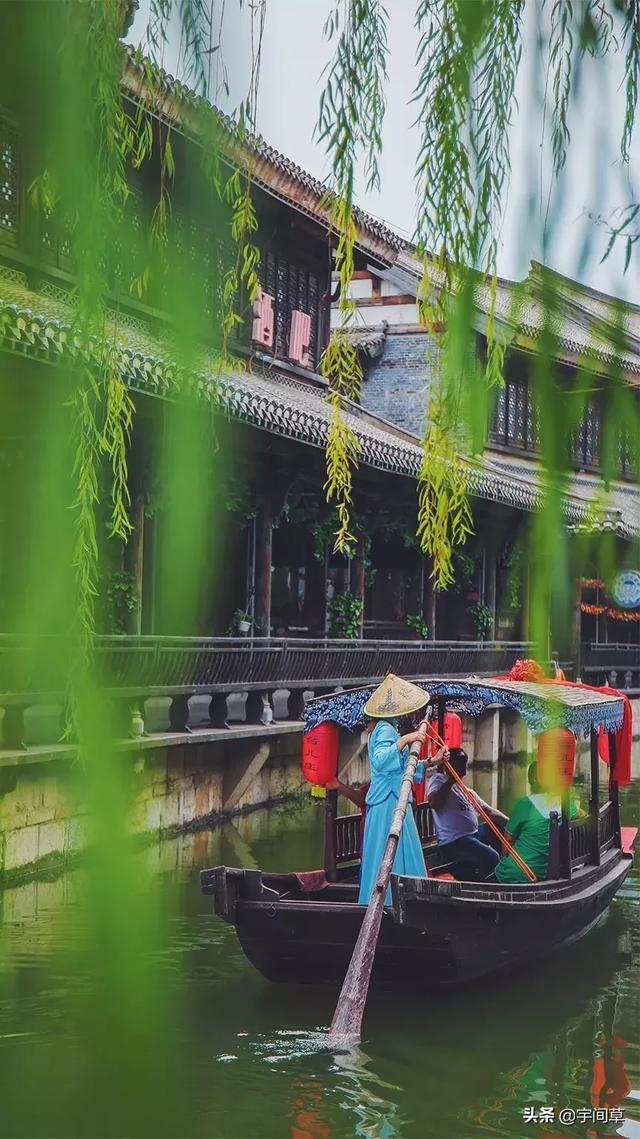 台儿庄古城绝美照片流出,每一张都美成壁纸!