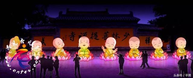 2018台儿庄古城迎春花灯璀璨点亮