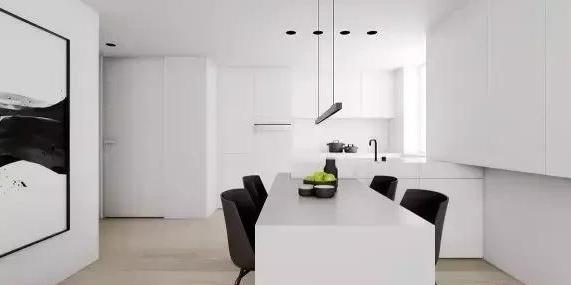 为什么感觉大部分人装修房子时室内以白色为主?