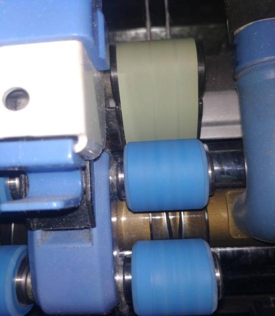 【技术】实例解析细纱皮辊、皮圈钳口对成纱质量的影响