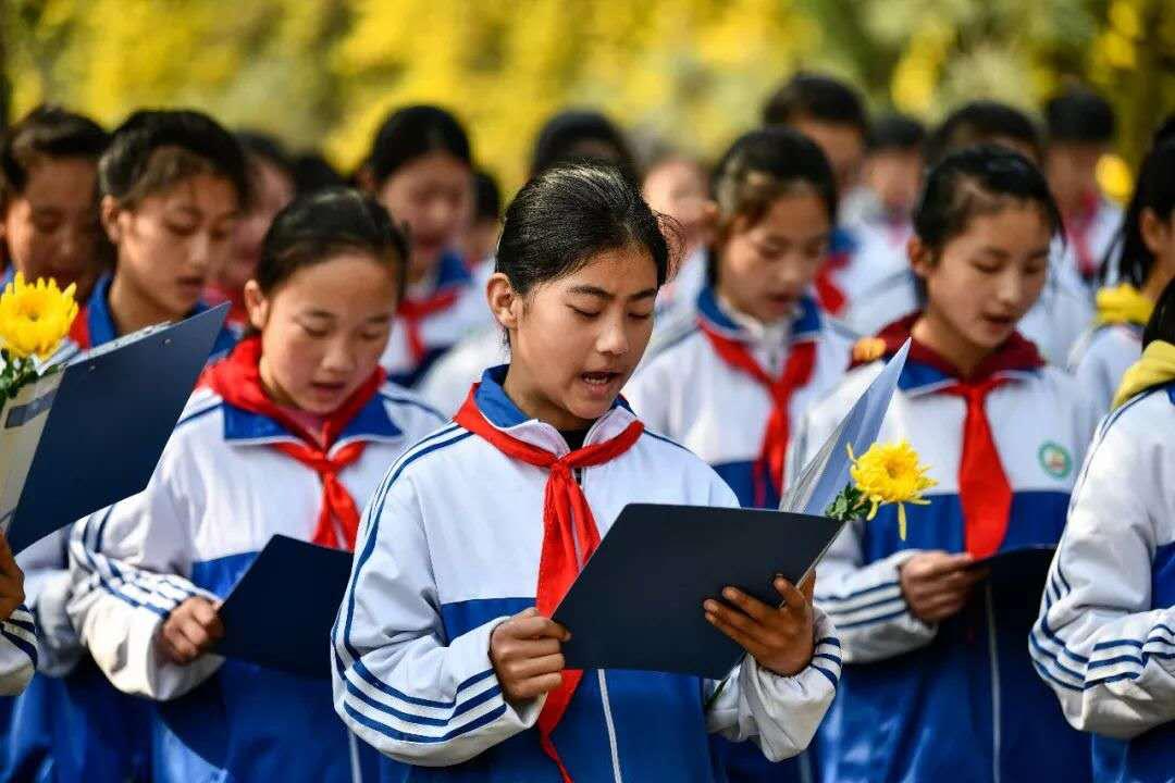 朗读红色故事 传承红色基因   纪念台儿庄大战胜利82周年