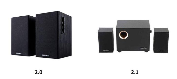 电脑音箱到底选择 2.1 的还是 2.0 的?侧重点各是什么?