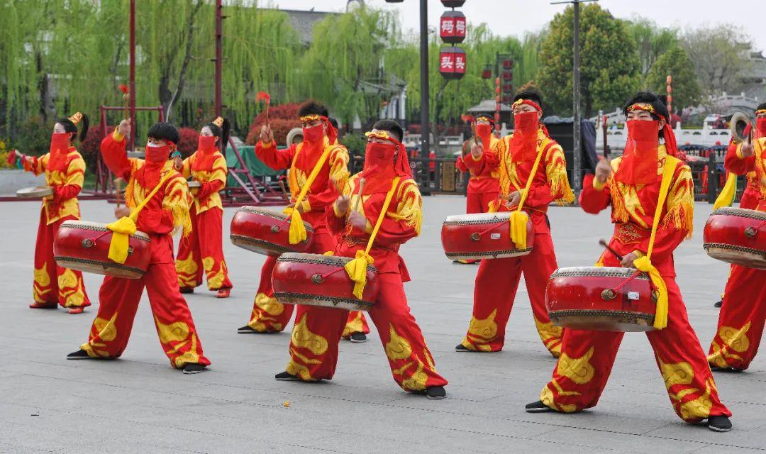 五一安全游 | 十年之约,台儿庄古城邀您共享文化盛宴