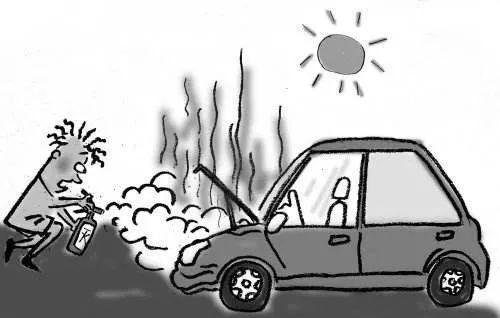 提醒!热到37℃!假期出行谨防这类事故···