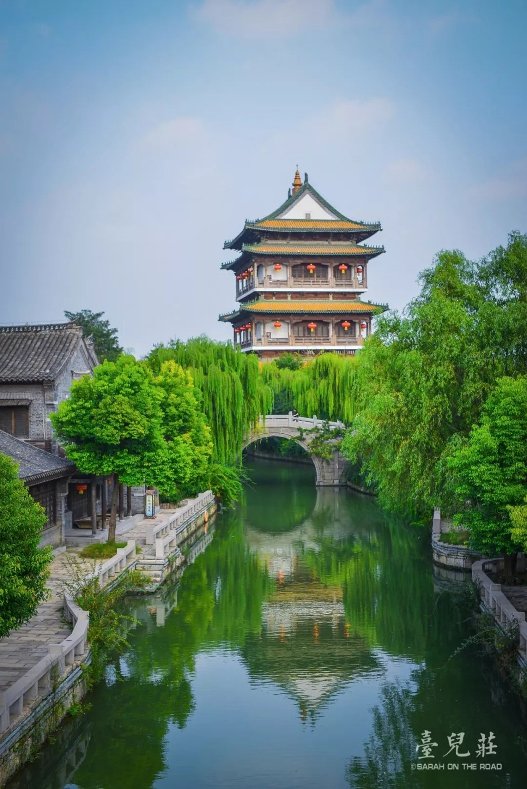 奔跑吧   2020年中国大运河(台儿庄)马拉松线上赛即将开赛