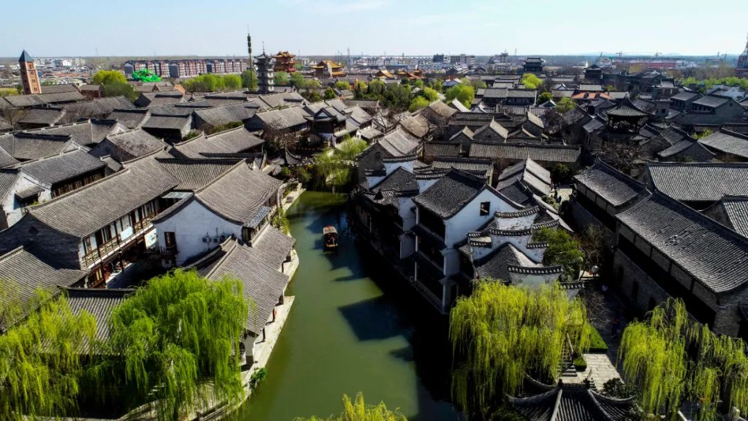 住在这里很是惬意 | 大运河边上竟然藏着一处,园林式风格的酒店
