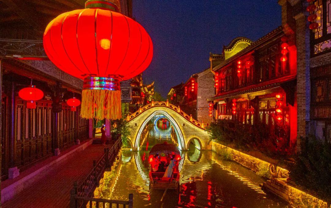 """热爱旅行,热爱生活   第十个""""中国旅游日""""多种优惠带你畅游台儿庄"""