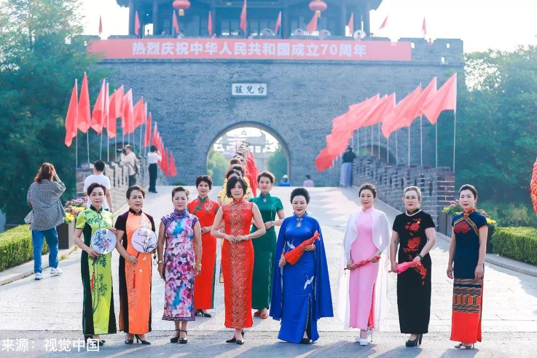 """喜报!台儿庄古城国际旅行社荣获""""山东省文化和旅游系统先进集体""""称号"""
