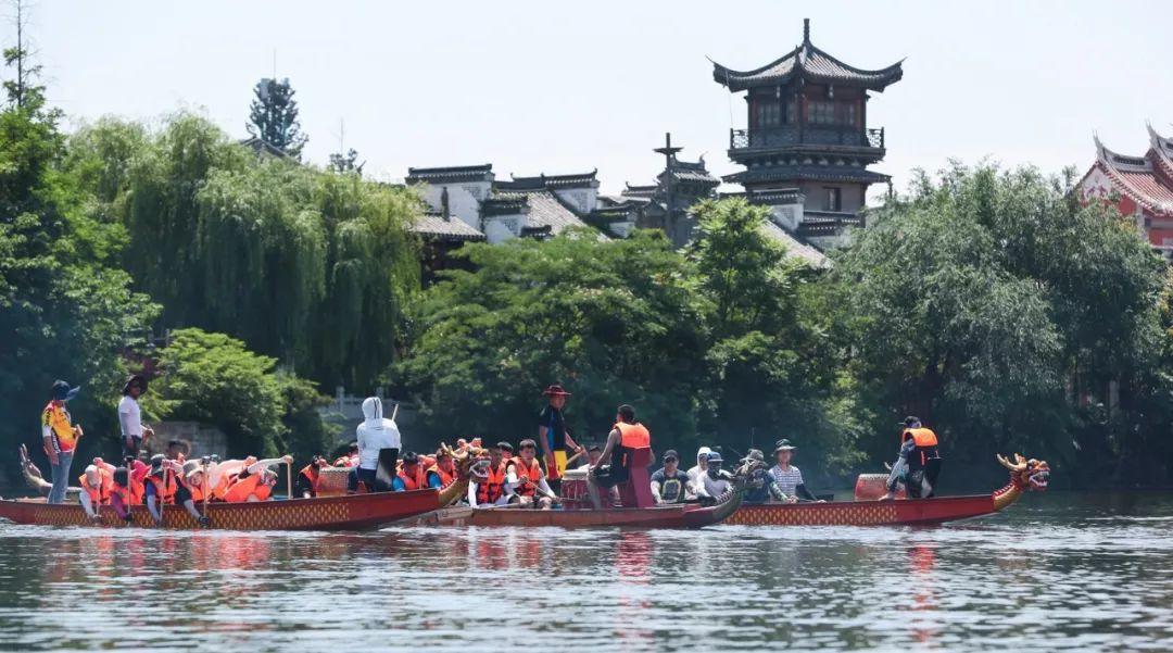 报名火热进行中丨大运河龙舟赛将于端午节在台儿庄古城举行