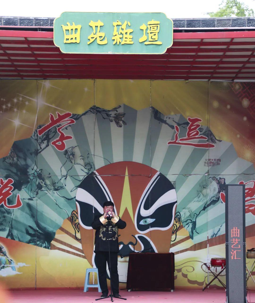耳目一新:请您听请您看!台儿庄古城曲艺大荟萃,精彩演艺再升级