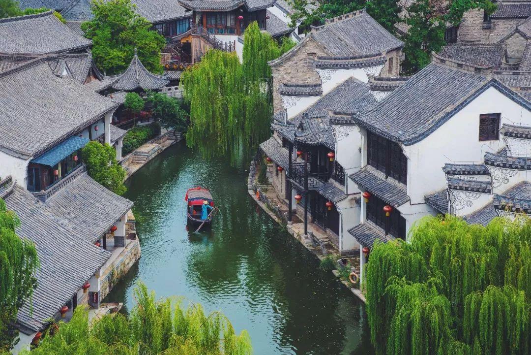 谁说水乡风情只能下江南?不如花上三天两夜的时间来台儿庄古城!