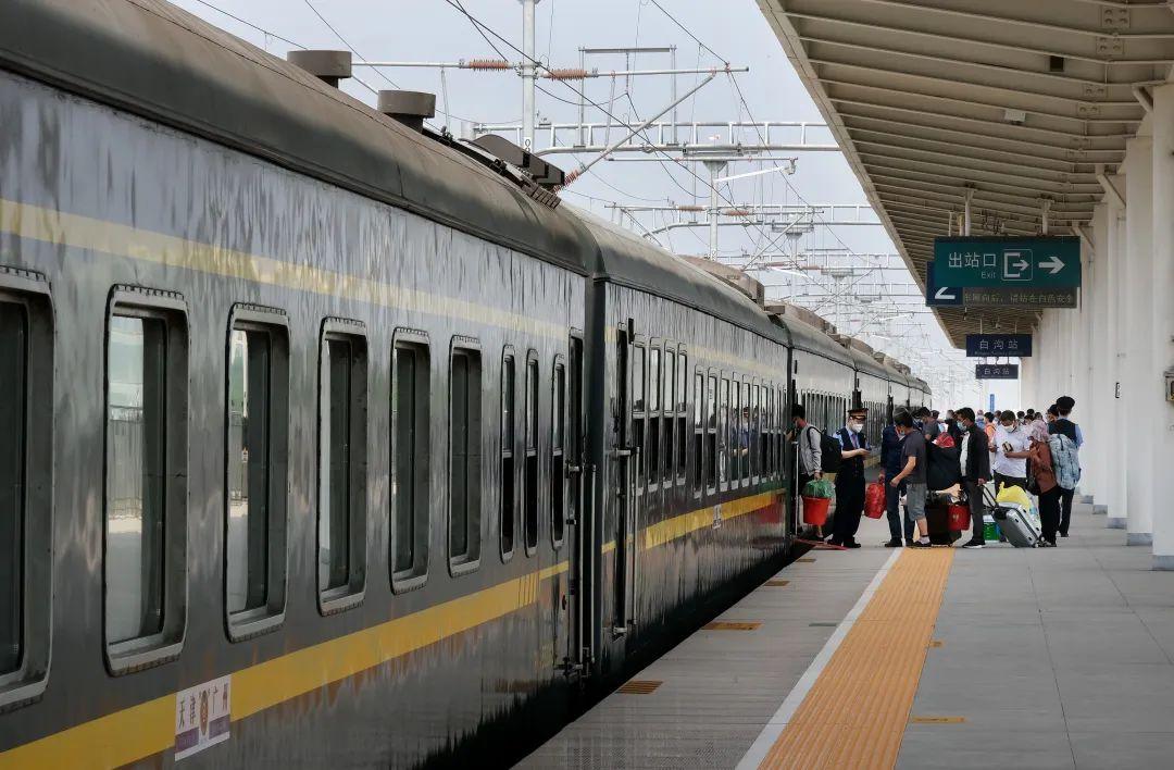 全国铁路7月1日起实施新图!多条新线相继开通