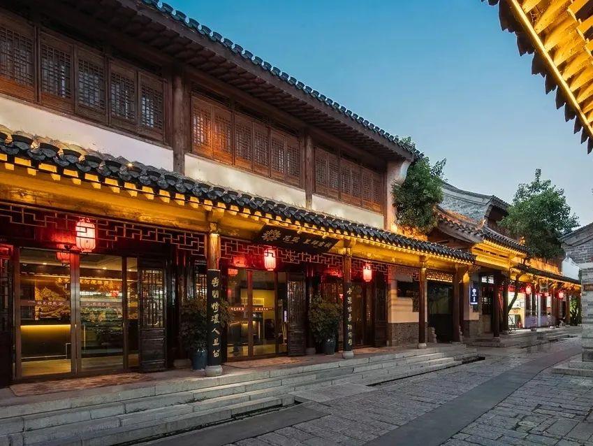 """台儿庄古城""""拍了拍""""你丨来这里旅游最全干货,建议收藏"""