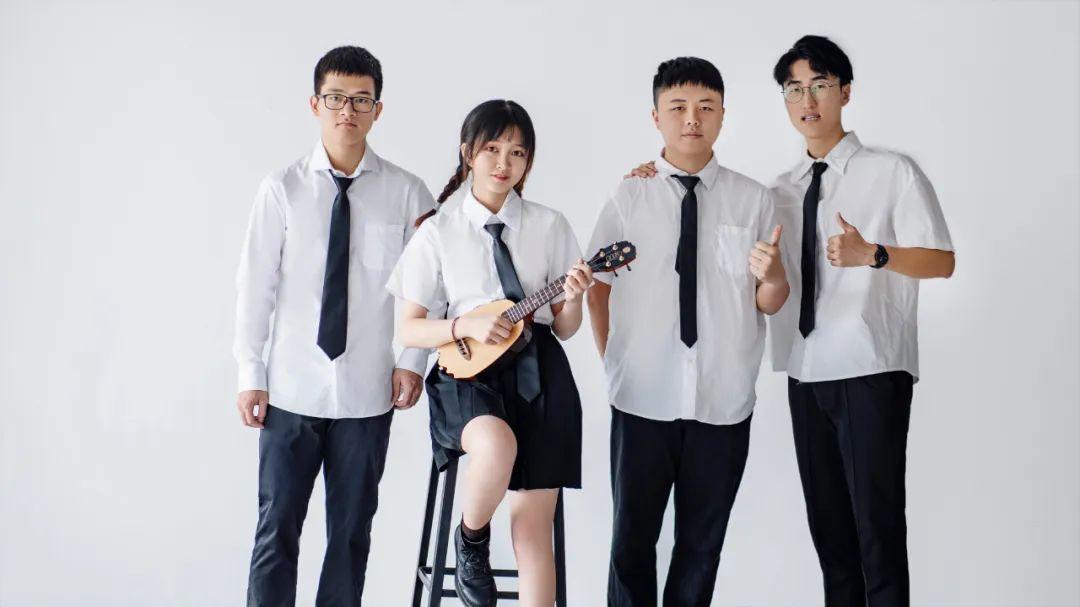 人美歌甜,好听到没朋友!8月1日,小清新校园歌手—蓝光乐队震撼来袭!