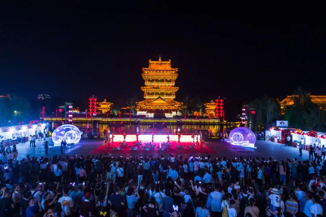 山东画报丨台儿庄古城:复活一座城的荣光