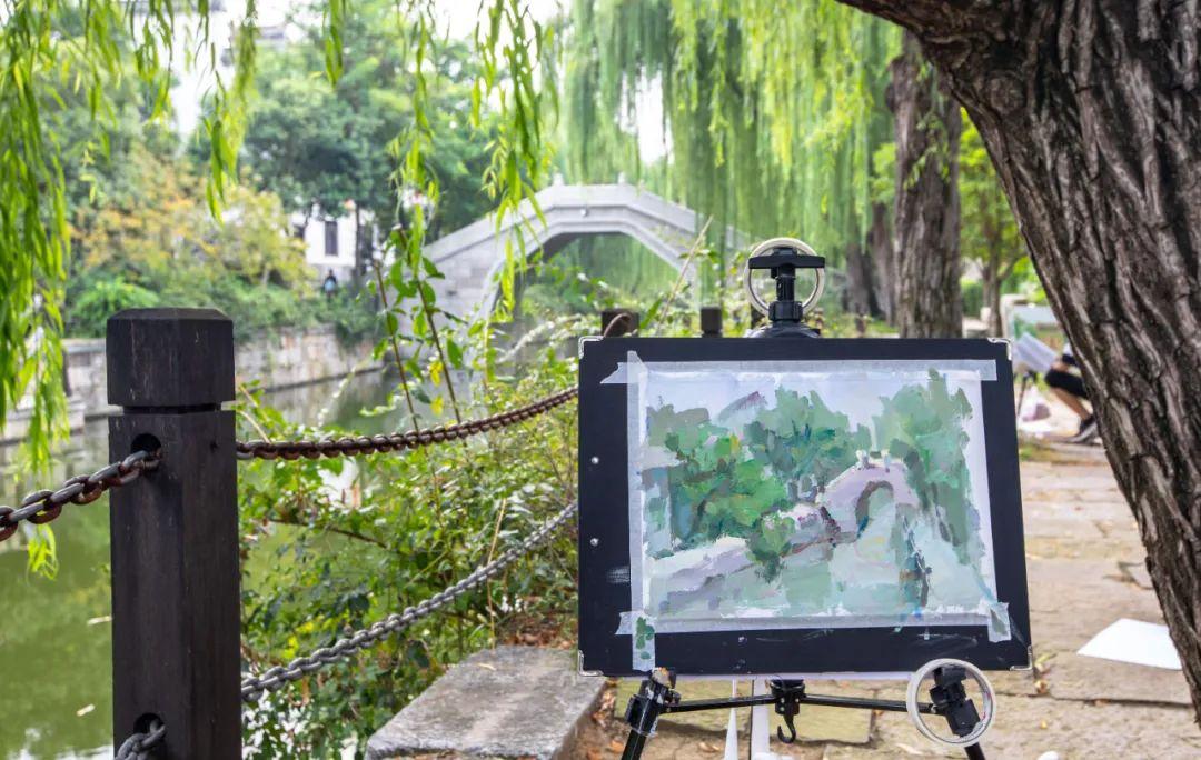 遇见台儿庄,季节的画笔描绘出古城里的每一处美景!