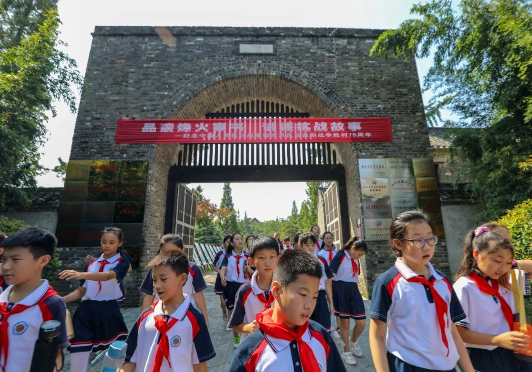 游客眼中的台儿庄古城-《台儿庄的气息》-冯清利