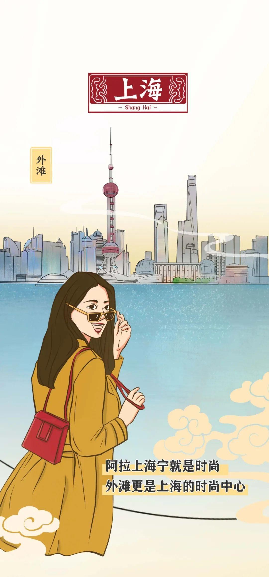 这些地标,很中国!