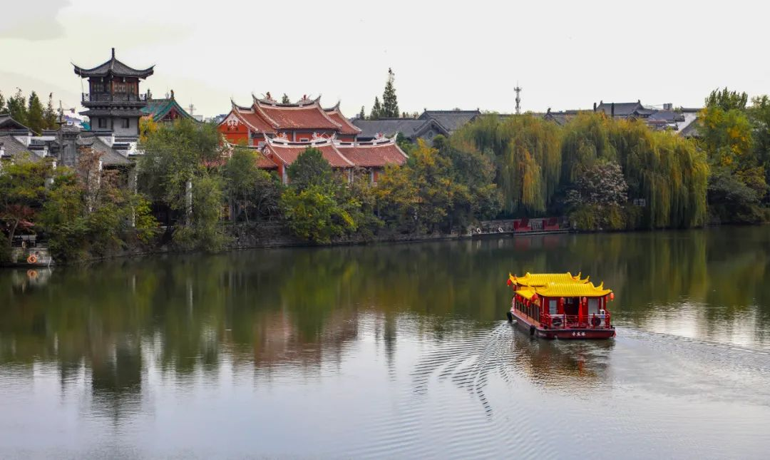 关于台儿庄古城免费政策相关通告 2020年