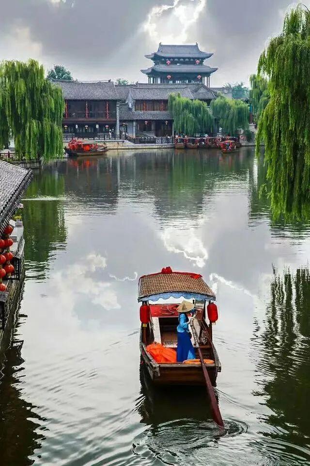 台儿庄古城优惠多多来袭 | 诚邀全国公安民警免费体验内河游船啦!