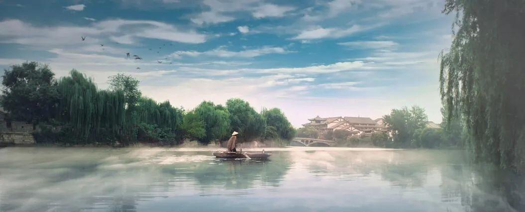 台儿庄古城三生三世   锦瑟前世•炽诚昨世•繁盛今世(中英文版本)