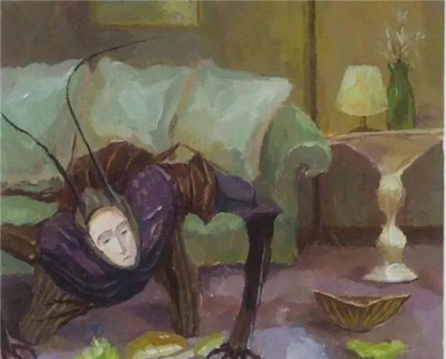 《变形记》:失去自我的中年人,痛是自己的,命是别人的